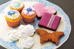 〈家庭画報エディターズレポート〉芦屋発・ロマンチックな空間で愛らしい焼き菓子を