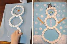 10 bricolages et expériences de Noël - Page 10 - Activités - Grandes fêtes -. Kids Crafts, Winter Crafts For Kids, Christmas Activities, Christmas Crafts For Kids, Toddler Crafts, Preschool Crafts, Kids Christmas, Christmas Trees, Art And Craft Videos