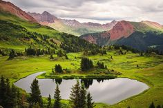 Hike the Four Pass Loop in the Maroon Bells, Colorado
