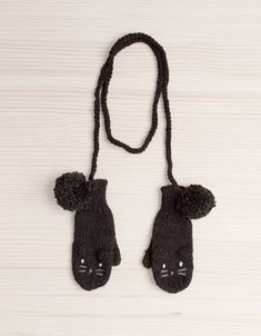 Cat mittens - Something else - Accessories - Poland