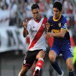 Torneo de Transición 2014: River-Boca bajo la lluvia, el superclásico se jugó como pudo y terminó 1 a 1