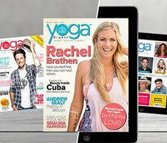 FREE Subscription to Yoga Digest - http://freebiefresh.com/free-subscription-to-yoga-digest/