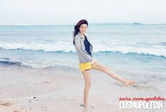 Kim Haneul for Cosmopolitan