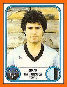 Omar Da Fonseca  Tours, Paris SG, Monaco, Toulouse FC – 1982-83 et 1984-85, 1985-86, 1986-88, 1988-90 Un baroudeur du championnat mais une véritable classe sur le terrain.
