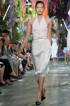 Christian Dior - Spring 2014 Ready-to-Wear