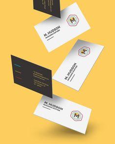 Falling Business Cards Mockup #branding #freepsdmockups #freepsdfiles #magazinemockup