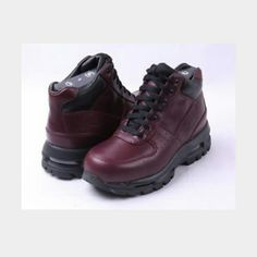 Burgundy nike acg boots Youth 4 1/2 women's 6 1/2- 7 reasonable offers accepted Nike Shoes Winter & Rain Boots
