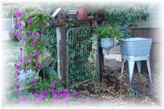 flea market gardens | Recent Flea Market Finds in the Gardens - Garden Junk Forum ...