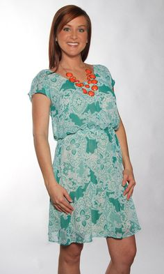 Print Me in Lace Dress  $48.99  http://kashcollection.com/collections/dresses/products/dd1034-05-dress