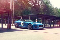 Jaguar F-Type 'Project 7' To Debut At Goodwood!