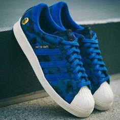 B.A.P.E BY Adidas