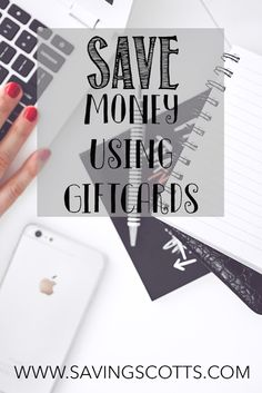 Using discounted gift cards is a quick and simple way to save money that required little effort. Learn how you can save big with gift cards (and other discounts) Perfect for college or university students and millennials. Money Saving Challenge, Money Saving Tips, Ways To Save Money, How To Make Money, Crypto Money, Show Me The Money, Savings Plan, Managing Your Money, Investing Money