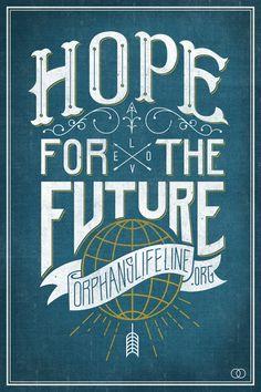 Hope For The Future by Nicholas D'Amico, via Behance