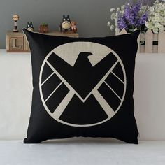 The Shield Pillowcase I want it. But Shield is Hydra now so I don't want to send the wrong message