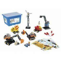 LEGO Education DUPLO Tech Machines Set 745002 (95 Pieces) #Kids #Kid #Child #Children #Wish #Toys #Christmas #Wishlist #Children #Building #Toy #Gift #Gifts #Present #Presents