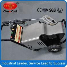 chinacoal03 2500-3.0T4 Electricl High Pressure Washer 150bar,13.7L,3.0KW(level 4),380V,8mm*10M high pressure tube, with stainless steel cover,with short high pressure gun Product Introduction  StrongpowerQuadrupolemotorwithoverloadprotection·Motorwithaluminumcasing  ·Commercialgradedirectdrivebrasscylinderceramicplungersradialdirectionpump  ·10mhigh-pressurehose