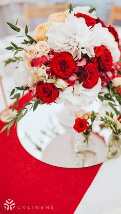 84 Best Red Wedding Decorations Images In 2019 Wedding Decoration