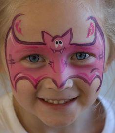 Cute Girl Bat Mask
