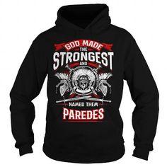 I Love PAREDES, PAREDESYear, PAREDESBirthday, PAREDESHoodie, PAREDESName, PAREDESHoodies Shirts & Tees