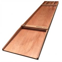 Sjoelbak Heemskerk HS-40 Shuffleboard Table, Table Dimensions, Gifts For Family, Board Games, Dutch, Cool Stuff, Handmade, Amsterdam, Design