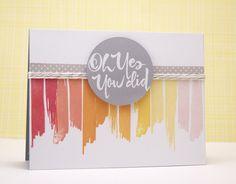 Avery Elle: Three Fabulous Cards