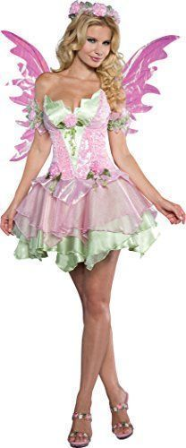 This is a super cute Womens fairy Halloween Costume. Halloween Costumes like this are the epitome of sexy for Halloween 2018 InCharacter Costumes Womens Flirtatious Fairy Costume Halloween 2018, Unique Halloween Costumes, Halloween Fancy Dress, Adult Costumes, Fairy Costumes, Halloween Fairy, Corset Costumes, Adult Halloween, Halloween Ideas