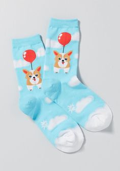 e302681cf66 15 Delightful Corgi Socks images