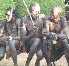 Ancient African Tribes in the Omo Valley of Southern Ethiopia
