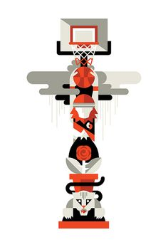 Always with Honor, Rip City Totem