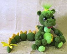 Crochet DRAGON toy pattern stuffed animal amigurumi handmade gift green craft Etsy Store Shout Out! Crochet Amigurumi, Amigurumi Patterns, Crochet Dolls, Crochet Baby, Ravelry Crochet, Amigurumi Tutorial, Free Crochet, Crochet Crafts, Yarn Crafts