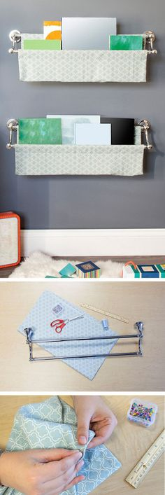 Keeping your bedroom or dorm room clean and organized is a struggle for most of us, even if (and often especially if) the room is a tiny space. Forget about clothes, accessories, and shoes for a second, and think about organizing your school and/or office supplies. It can feel impossible! Figuring out where to put … Read More