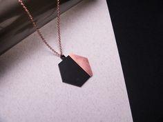 VI. [copper] — Atelier Pyknic - handcrafted rock'n roll jewelry by Julie Sohier