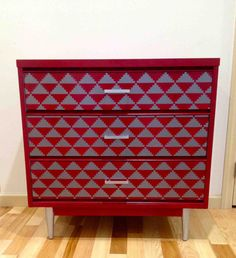 Mid Century Dresser on Etsy, $315.00
