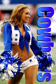Cowboys cheerleader: 80 points Cheerleading, Cowboys, Games, Fun, Gaming, Plays, Game, Toys, Cheer