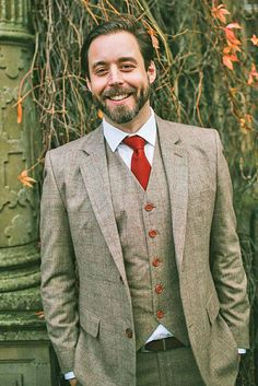 vintage mens wedding attire 1