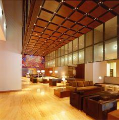 Lobby-Bar del Hotel Hilton. Pascal Arquitectos - Noticias de Arquitectura - Buscador de Arquitectura