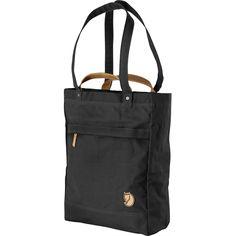 Totepack No.1 – Fjällräven - shoulder bag and rucksack in one