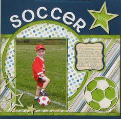 Soccer - Scrapbook.com