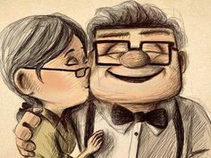 The most beautiful love story ever! Told in only 8 minutes....