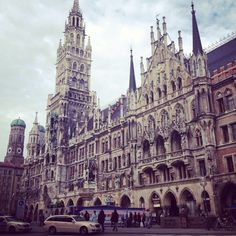 """Discovered by Sofia N, """" Munich"""" at Altstadt, Altstadt, Munich, Germany"""