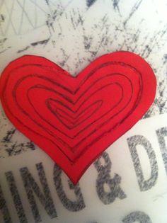 Klippet ut hjertet