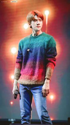 세 훈 Sehun- Korea Sale Festa Eve - Shopper's Fun Night 180927 Baekhyun Chanyeol, Exo Kai, Exo Music, Rapper, Exo Lockscreen, Kim Minseok, Exo Korean, Black Parade, Hunhan