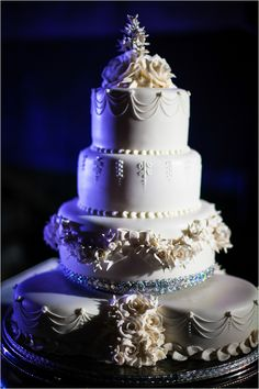 Wedding cake by Peter Webber from Les Diables in Phuket, Thailand