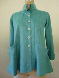 Msrcy Tiltom jacket Vogue 8709