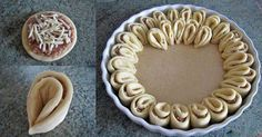 Almost everyone loves pizza, but this recipe will surely blow your mind away. Have you ever had Pull Apart Pizza? If you haven't, you will love this deconstructed version of your favorite meal. Thanks to Pasaka, it is perfect for busy moms, or a celebration of any kind. You will need, 17.5 ounces of ground …