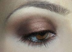 gorgeous chocolate eye