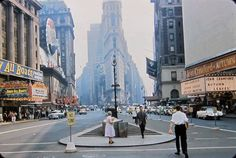 Times Square - 1956