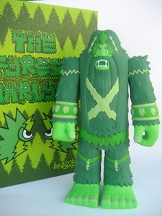 The Forest Warlord - Green Edition