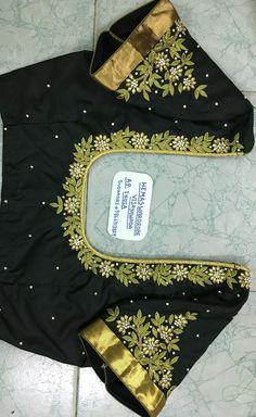 Cutwork Blouse Designs, Wedding Saree Blouse Designs, Simple Blouse Designs, Stylish Blouse Design, Blouse Neck Designs, Pattu Saree Blouse Designs, Churidar Designs, Maggam Work Designs, Hand Work Blouse Design