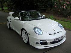 Porsche 996 to 997 Turbo Wide Body Kit Conversion by Xclusive Customz